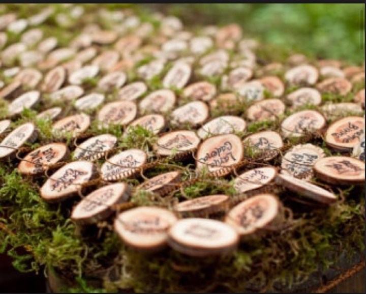 seating 40 mini troncos de madera, shop online promesaisabella